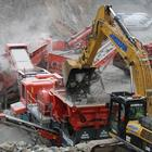 Mobile and Static Crushing & Screening Plant logo