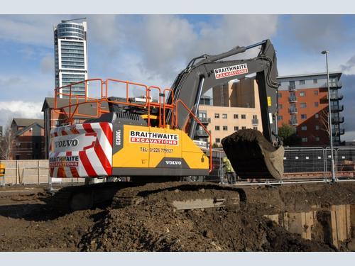 Braithwaite Excavations opts for Volvo excavators | Hub-4