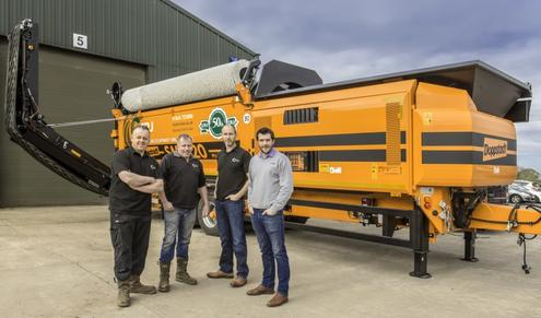 Machine milestone for hire giant – CRJ Services | Hub-4