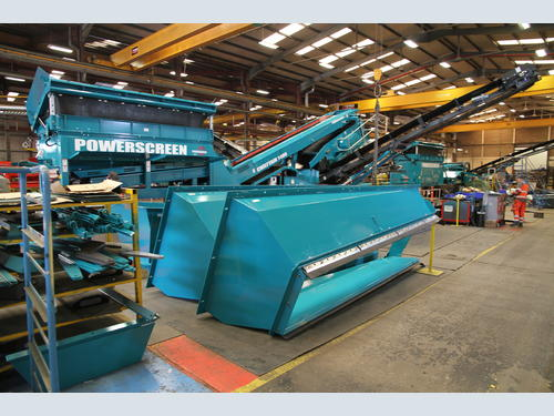 Powerscreen—the complete crushing and screening package | Hub-4