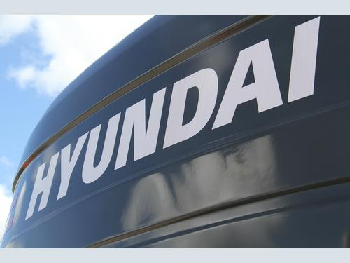 Young Plant Sales And Hyundai Construction Equipment End Sales