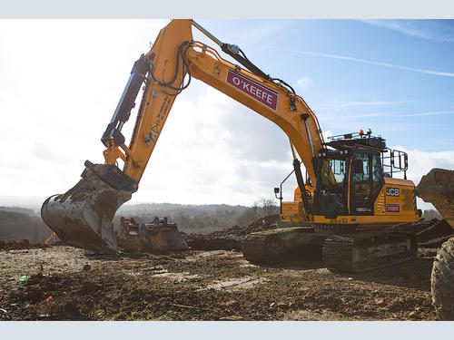 O'Keefe chooses JCB in £2m equipment deal    Hub-4