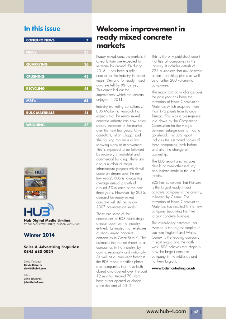 Hub Magazine Issue 28